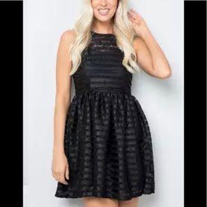 NEW💥Finn & Clover Black Lace Dress